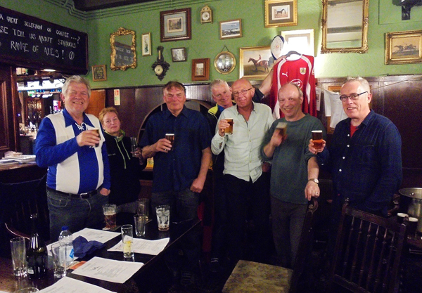 Bristol area Hash House Harriers